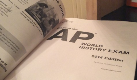 Early AP exam registration ends Wednesday