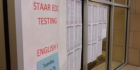 STAAR testing Tuesday and Thursday