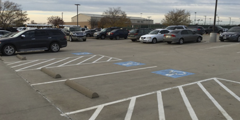 Administration looks to reinforce parking policy