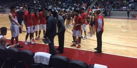 Boys' basketball falls to eventual state champion