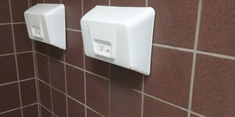 The hand drying dilemma