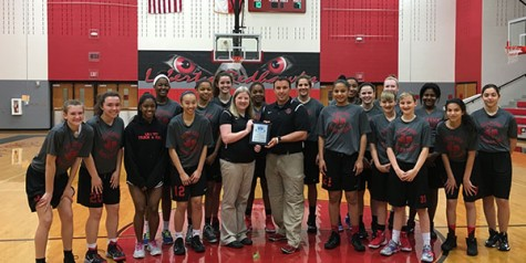 Athletic trainers honored
