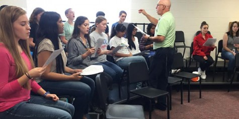 Choirs perform at UIL Monday and Tuesday
