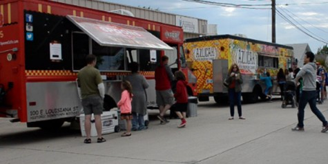 Frisco StrEATS brings food trucks to downtown