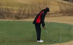 The boys' and girls' golf team had a busy weekend as they competed in a two day tournament. The boys' ended in first and the girls' got third, leading to a combined first place win for the Redhawks.