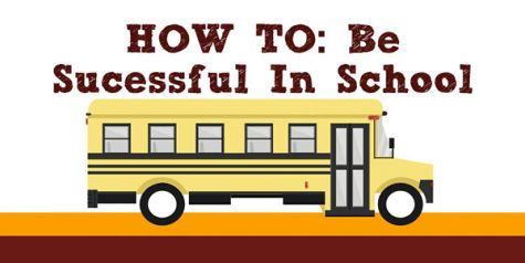 How To: Find success in school
