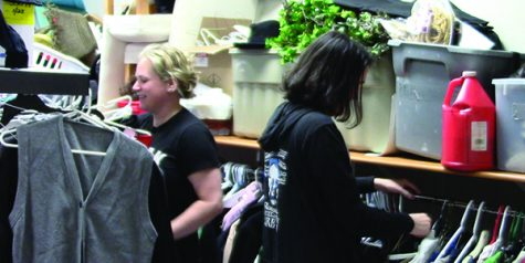 Students take the lead in theater