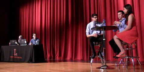Student leaders hold interreligious forum