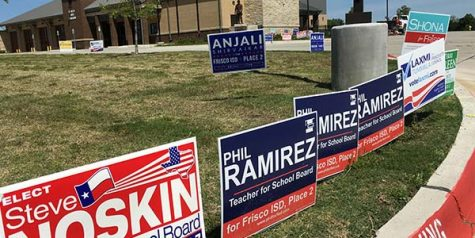 Frisco voters head to the polls