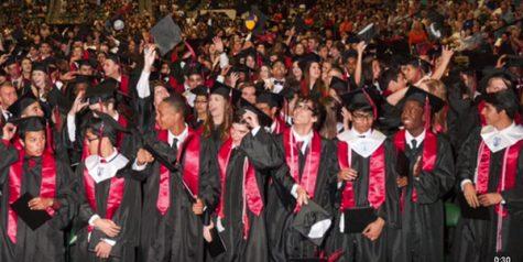 Class of 2016 to graduate Saturday