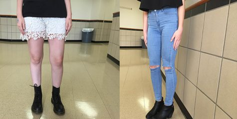 Opinion: dress code inconsistency