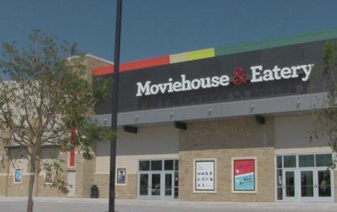 Movie theater shutdowns