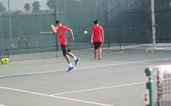 Wrapping up the season, tennis falls to Lovejoy