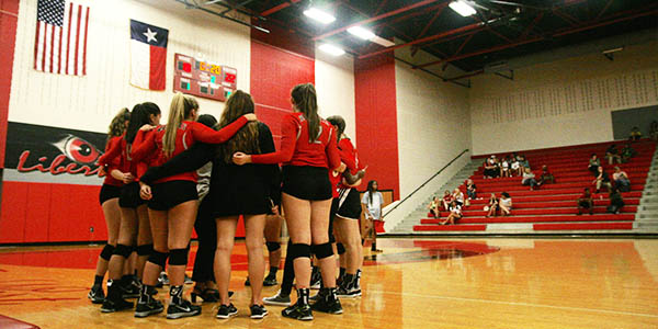 Volleyball failed to rally against the Lone Star Rangers when the fell 3-0 on Friday. The team looks to push on however as they learn from their mistakes and prepare for their next game.