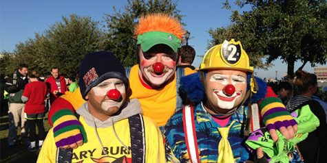The 17th Annual Gary Burns Fun Run takes place Saturday at Toyota Stadium and will feature the Frisco Fire Clowns who teach safety lessons.