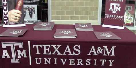 One of the most popular colleges for Frisco ISD students to attend after graduation is Texas A&M University and on Thursday night, an A&M representative was on campus for a presentation on the admissions process for students interested in becoming an Aggie.