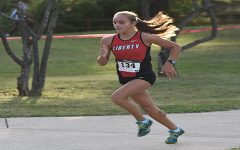 Runner shines on the track