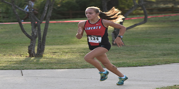 Amelia Jauregui's passion for running stems back to grade school and has lasted since then.