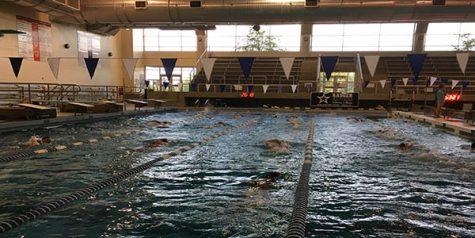 Boys' swim team best in Frisco at Southlake meet