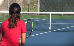 Tennis makes final preps before district