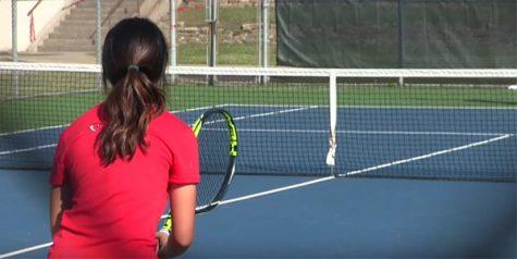Tennis makes final preps before district