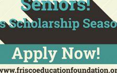 FEF scholarship window opens after break