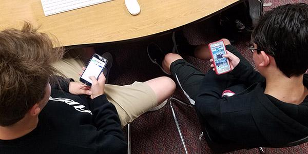 on-phones