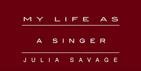 My Life As: a singer
