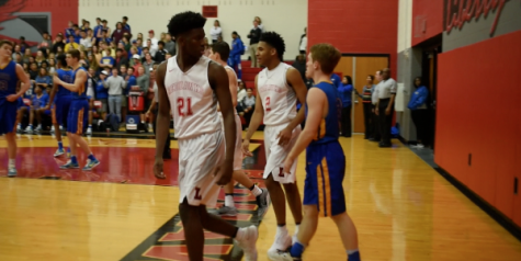 Basketball gets split decision at Frisco
