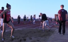 Track and field spring into break