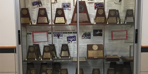 UIL teams will be competing in districts on Friday and Saturday.