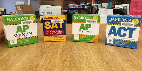 From AP exams to SAT and ACT prep, the last six weeks of the school year can be a busy time for some students.