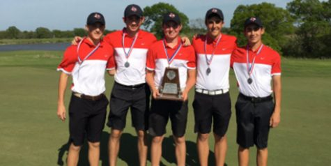 Red team strikes silver at district tournament