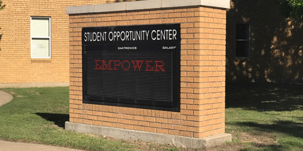 Saturday's Parent and Student Empowerment Program will focus on improving students' self-esteem. The program runs from 9 a.m. - 12 p.m.