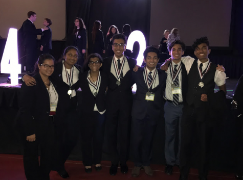 7 advance to international HOSA conference