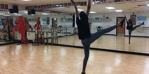 Choreography project teaches process of dance