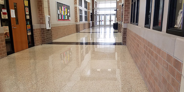 A new school policy went into effect Wednesday that is attempting to clear the school of unsupervised students by 4:25 p.m. every day. The policy is not intended to impact students who are attending tutorials or taking part in athletics or other official after school activities.
