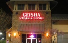 Review: Geisha Steak and Sushi