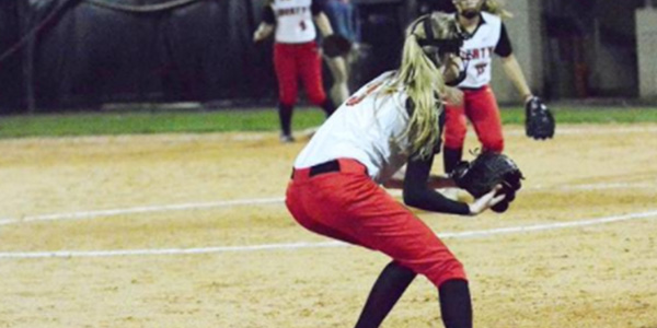 With more wins than last year, the softball is still alive for a playoff spot.