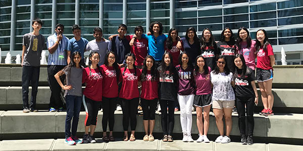24 DECA students spent Wednesday-Sunday in Anaheim, California to attend the International Career Development Conference with junior Junior Ria Bajaj finished in the top 10 in the Business Finance Series.