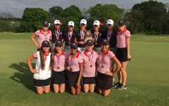 Girls tee off in chase of championship