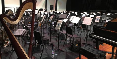 All-Region orchestra shifts locations