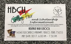 Historically black college fair Wednesday