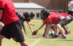 Football gears up for fall with Tuesday's spring game