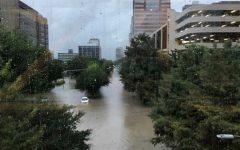 Harvey hits Houston