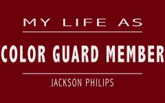 My Life As: a color guard member
