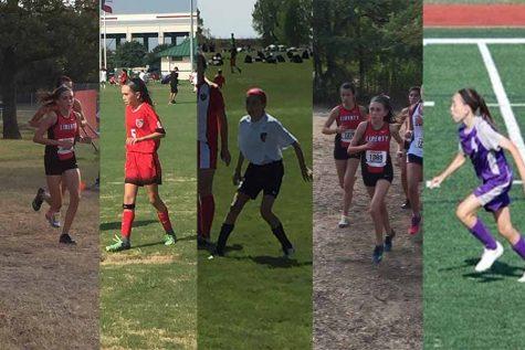 Freshman runs her way to varsity