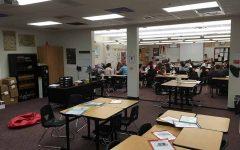 Teachers adjust curriculum for break