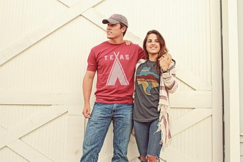 Launching a Texas lifestyle apparel line with less than $1000, Brian Wysong and Jeb Matulich launched Tumbleweed TexStyles in 2011. For years, their sales came from their online store, or physical sales at a booth here and there.  On Saturday, Tumbleweed TexStyles opens it