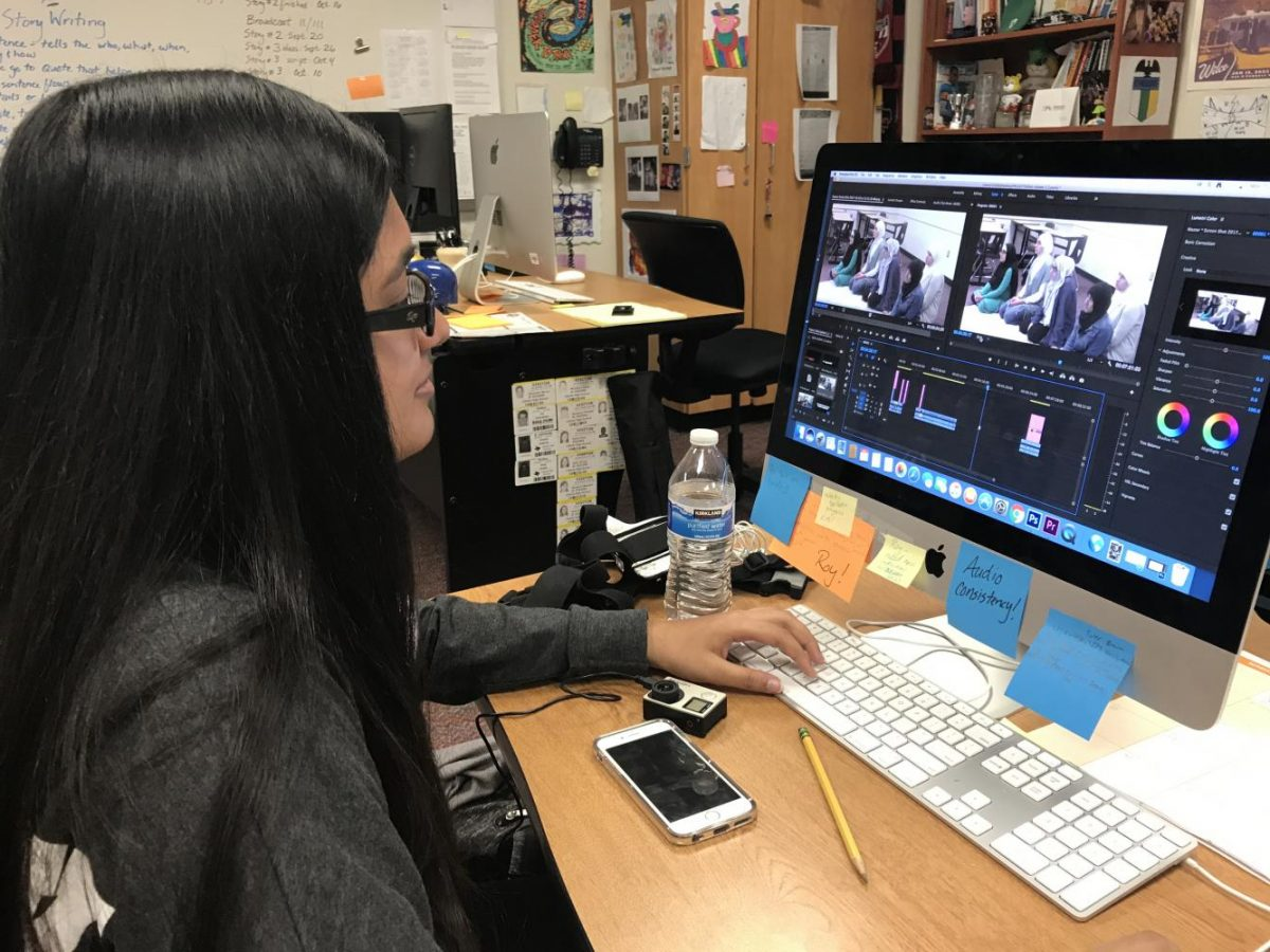With more than 5,000 views, senior Marisa Uddins story Campus Prayer Room led to numerous media requests including The Washington Post, FOX4, and NBC5.